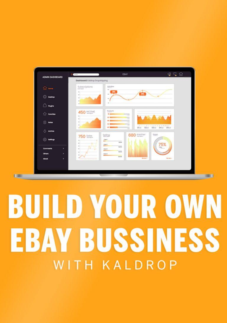 Build Your Own Ebay Bussiness