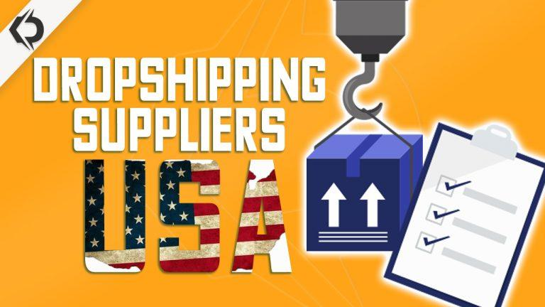 Dropshipping suppliers USA