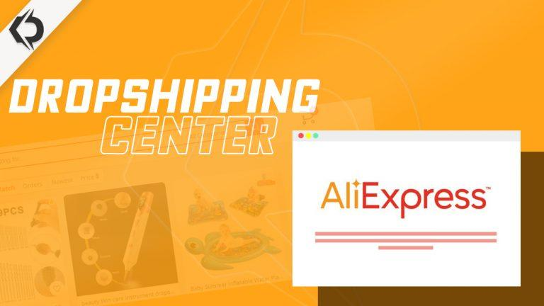 AliExpress dropshipping centre