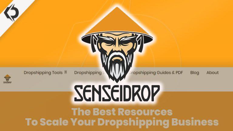 sensei drop